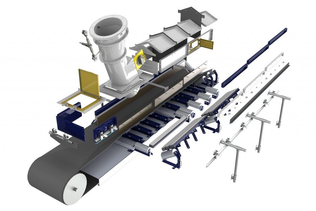 Пирс завод конвейерного оборудования строительство элеваторов цена